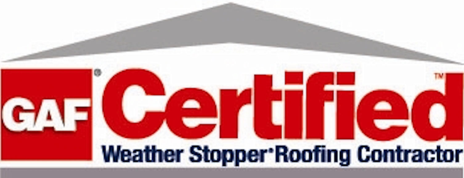 A Better Way Construction & Roofing is a Certified GAF Contractor
